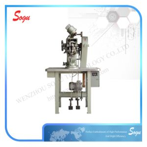 Xm0137 Mechanical Leather Automatic Eyeleting Machine pictures & photos