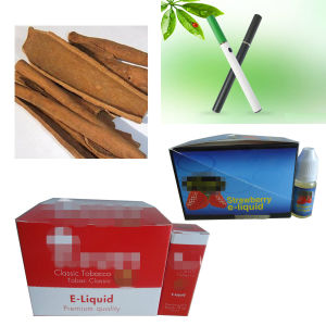Best Quality E Liquid Concentration, Cigarette E-Liquid with Cinnamon Flavorings