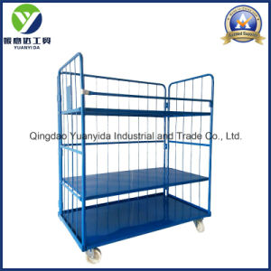 Korea Logistic and Storage Hand Trolley pictures & photos