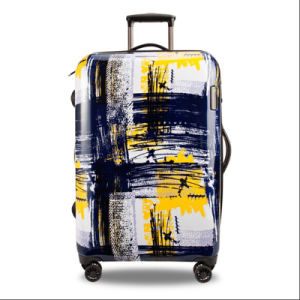 The Printed Fashion Luggage (hx-q070) pictures & photos