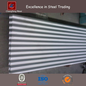 Corrugated Metal Panel with 2-1/2′′ X 1/2′′ pictures & photos