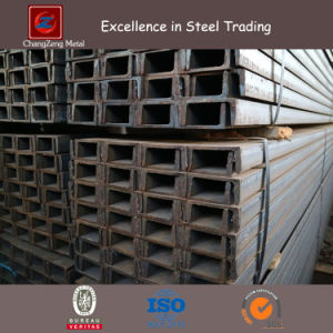 Hot Rolled Steel U Channel with Drilling Hole Available pictures & photos