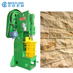 Automatic Electric Mushroom Walling Stone Cutting Machine for Sandstone pictures & photos