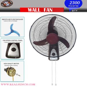 New Model 18inch Wall Fan with Two Pull Line pictures & photos