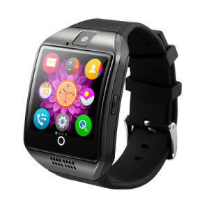 Smart Watch Phone Bluetooth Bracelets in HD High Sensitive Capacitive Touch Screen Anti Lost, Pedometer, NFC, Sleep Monitor Sync ISO / Android Phone pictures & photos