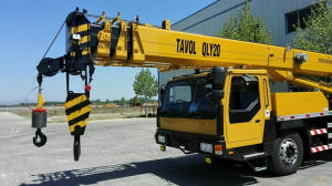 Mobile Truck Crane pictures & photos
