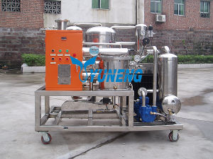 Kyj Series Fire Resistant Hydraulic Oil Purifier for Oil Refinery pictures & photos