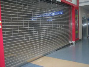 High-Grade Crystal Shops Door pictures & photos