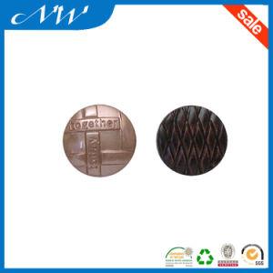 Wholesales Fashion Imittation Leather Effect Plastic Button pictures & photos