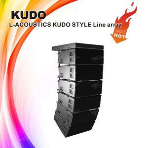 Kudo Outdoor Big Power Line Array Speaker System pictures & photos