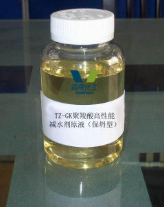 Polycarboxylate Superplasticizer Slump Retention Admixture 50% Solid Content