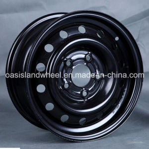 (61/2JX17 7JX17) Snow Steel Wheel for 4X4 Car pictures & photos
