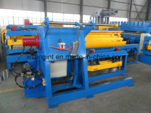 Steel Drum Uncoiling Machine or Uncoiler pictures & photos