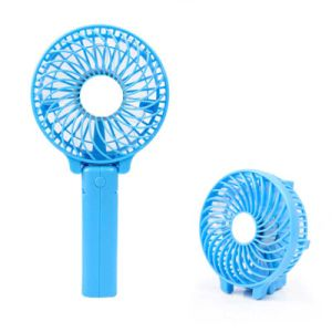 Mini Portable USB Handheld Battery Rechargeable Multifunctional Fan pictures & photos
