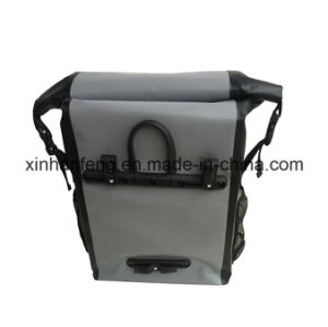 Bicycle Single Rear Painier Bag for Bike (HBG-063) pictures & photos