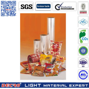 BOPP Plastic Film for Hffs and Vffs
