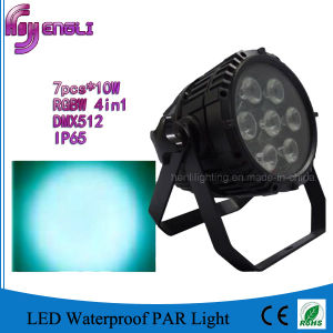 7PCS LED 4in1 PAR Light of Outdoor Stage Lighting (HL-032) pictures & photos
