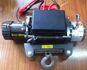 Recovery Winch 10000lbs Waterproof CE pictures & photos