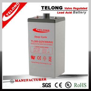 2V300ah Gel Battery UPS Battery Inerter Lead Acid Battery pictures & photos