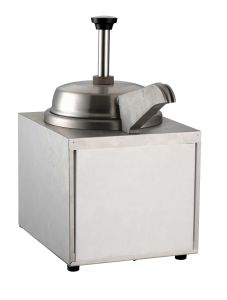 Cheese Warmer/Pump Sauce Dispenser