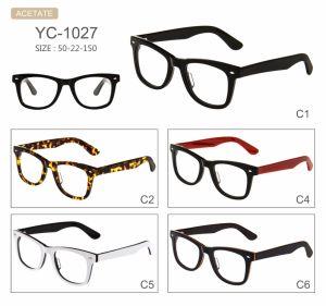 in Stock Fashion Acetate Eyeglasses Eyewear Optical Frames pictures & photos
