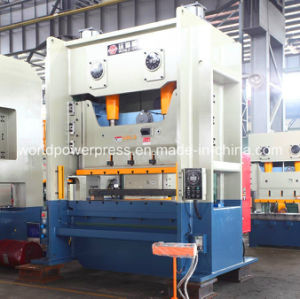 H Frame Double Point Punching Press for Sale pictures & photos