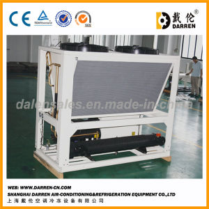 Screw Compressor R22/R407c/R134A Refrigeration Chiller pictures & photos