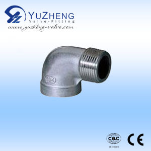Yuzheng Stainless Steel Pipe fitting in China pictures & photos