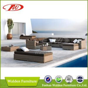 Popular Rattan/Wicker Outdoor Sofa Set pictures & photos