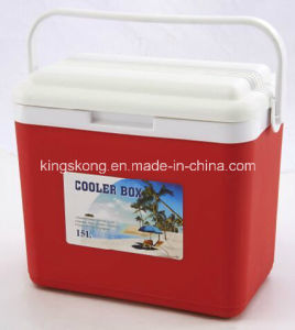 15L Portable Insulated Promotional Outdoor Cooler Box pictures & photos