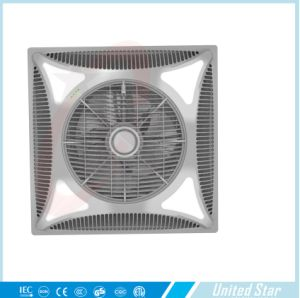 14′′ Bladeless Electric Cooler Plastic Ceiling Fan (USCF-162) with LED pictures & photos