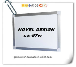 Shunwen Manufacture Good Quality Whiteboard with Aluminum Frame ISO. CE, SGS