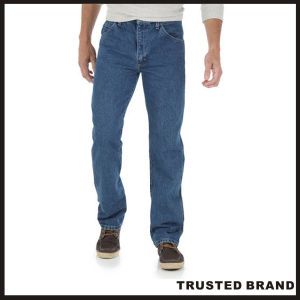 Wholesale Clothing Jeans Classical Stylish Denim Mens Jeans (N16983)