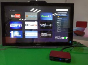 Mini Red IPTV Android Box with Free Bein Sports/ Arabic Channels pictures & photos