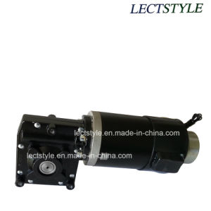 DC Worm Gear Motor with 12V 350W pictures & photos