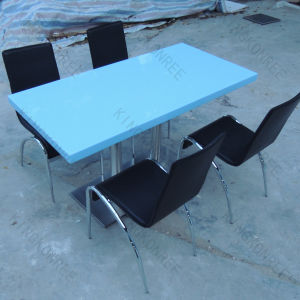 Acrylic Stone Coffee Table Solid Surface Dining Table pictures & photos