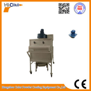 Small Size Electrostatic Powder Painting Booth pictures & photos