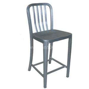 Outdoor Cast Navy Barstool (DC-06103) pictures & photos