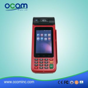 P8000 Mobile Android Handheld Data POS Terminal with Printer pictures & photos