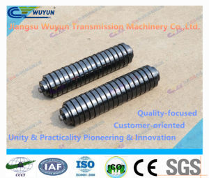 Durable Buffer Impact Idler Roller, Conveyor Belt Idler Roller pictures & photos
