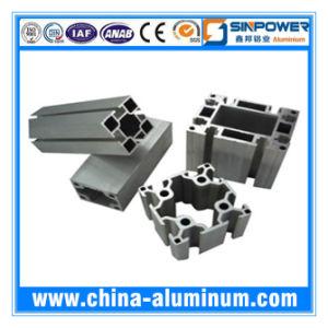 AA6063 T5/T6 Industrial Aluminum Extrusion Profile