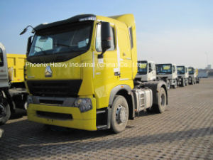 420HP 6X4 Sinotruk HOWO A7 Tractor Truck pictures & photos