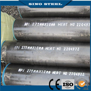 Astma106 Gr. B Seamless Steel Pipe with Pipe Cape pictures & photos