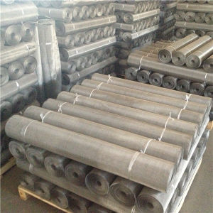 in Stock 304 316 316L Stainless Steel Woven Wire Mesh pictures & photos