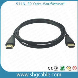 Low Cost 1.4 Verified 1080P HDMI Cable (HDMI) pictures & photos