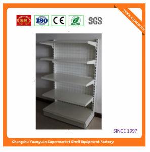 Heavy Duty Metallic Advertising Display Supermarket Metal Shelf pictures & photos