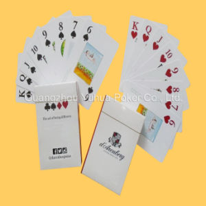 100% High Quality Plastic Playing Cards Poker pictures & photos