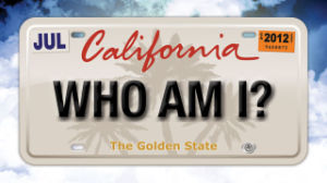 Customized Tin/Aluminum Car Number License Plate pictures & photos