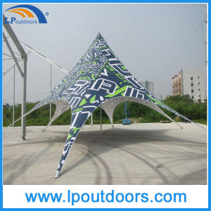 Dia14m Outdoor Party Event Star Canopy Star Shade Tent pictures & photos