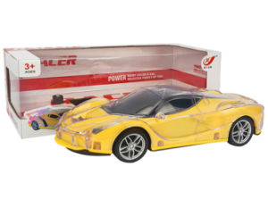 Electric Toy Car B/O Car Model with Light (H7533005) pictures & photos